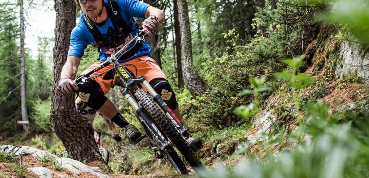 Nowy tor dla rowerów górskich
